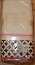 Pottery Barn Baby Crib Skirt Dust Ruffle New AVA Nursery Bedding