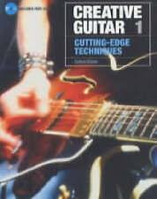 NEW Creative Guitar 1: Cutting-Edge Techniques by Guthrie Govan