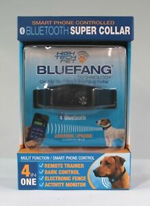 High Tech Pet Bluefang Bluetooth Super Collar