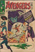 Avengers #26 ORIGINAL Vintage 1966 Marvel Comics Wasp Scarlet Witch