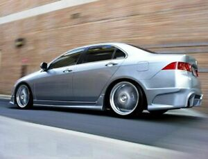 Honda Accord Euro CL7/CL9 Lucky Star Style Side Skirts