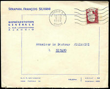 France 1962 Commercial Cover #C38740