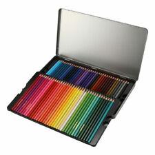 Zeichnen Set 72-tlg Set im Etui Buntstifte Farbstifte Skizzierstifte Malstifte
