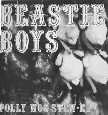 "BEASTIE BOYS "" POLLY WOG STEW E.P. "" NEW LP  *** RE-ISSUE ***"