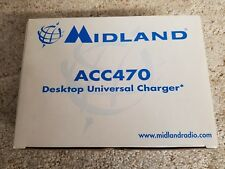 MIDLAND ACC-470 DESKTOP CHARGER FOR SP-410 RADIO