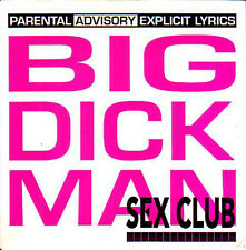 ★☆★ CD Single SEX CLUB XXX Big dick man 2-track CARD SLEEVE  ★☆★