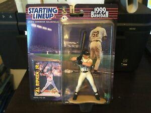 ⚾️ 1999 STARTING LINEUP - SLU - MLB - CAL RIPKEN, JR - BALTIMORE ORIOLES - 1