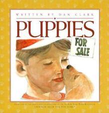 Puppies for Sale Clark, Dan Hardcover
