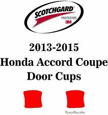 3M Scotchgard Paint Protection Film Clear Pre-Cut Fits 2015 Honda Accord Coupe