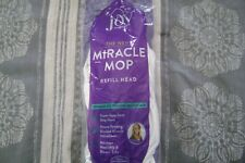 Joy Mangano The Miracle Mop Refill Head In Sealed Package