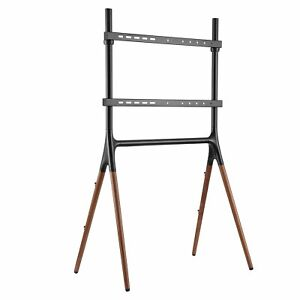 Forest Vista TV stand with 4 legs for 49″ to 70″ TVs