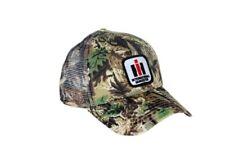 IH International Harvester Men's Hat, Camouflage Mesh Back