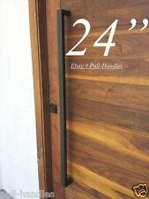 Pull Handle Black Door Entry Pulls Modern Stainless steel Entrance Glass Office