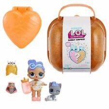 Klare Acryl Vitrine Box Puppe Spielzeug Halter 16x16x36cm //