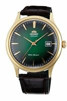 New ORIENT SAC08002F0 Bambino Mechanical Automatic Watch Japan