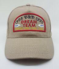 D&d Dream Team Brodé Casquette De Baseball