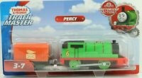 Thomas & Friends Trackmaster, Percy, Fisher-Price Motorized Action NEW