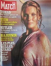PARIS MATCH de 1980 BO DEREK GUERRE AFRIQUE CABINDA GUERRE RECIT VALET D HITLER