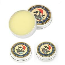 3PCS Men Gift Beard Balm Oil Butter Taming Styling Leave-in Conditioner Wax