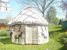 Jurta Jurte aus Kirgisien kirgistan Kasachstan ∅ 3m  Yurta Yurt Ger Юрта