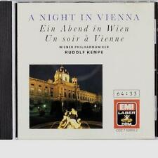 STRAUSS Night in Vienna / Ein Abend in Wien RUDOLF KEMPE Wiener Philharmoniker