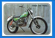 MOTO SPORT - Panini 1979 - Figurina-Sticker n. 285 - OSSA 350 TRIAL -New