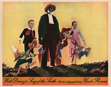 Disney's Song Of The South lobby card - vintage style repoduction print # 8