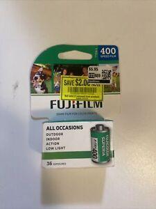 1 Roll Fuji Superia X-TRA CH ISO 400 24 Exp. 35mm Color Film Z82