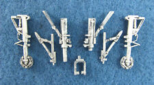 SAC 1/48 White Metal LANDING GEAR for AFV CLUB F-5E/F TIGER II