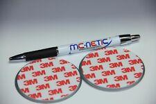 10 Stück Magnethalterung Magnetbefestigung Rauchmelder Magnet Halterung 3M Pad