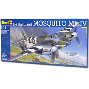 REVELL De Havilland Mosquito 1:32 Aircraft Model Kit - 04758