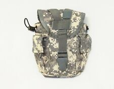 ACU digital camouflage Rothco 40114 nylon MOLLE 1 qt canteen utility pouch NWT