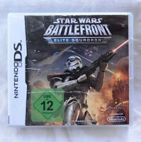 Nintendo DS - STAR WARS - Battlefront - Elite Squadron - USK 12 - Komplett!