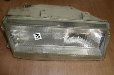 Faros derecho sin servomotor LWR Hella Seat Toledo I año 91-95
