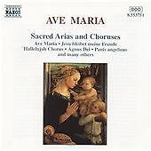 Ave Maria: Sacred Arias and Choruses (1997)