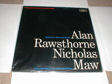 MAW Rawsthorne LONDON MUSIC GROUP Argo UK LP SEALED Chamber Piano Classical M-