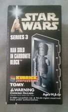 Star Wars Kubrick Series 3 HAN SOLO IN CARBONITE BLOCK  Collection Action Figure