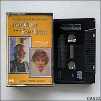 Anne Murray and Kenny Rogers Tape Cassette (C22)