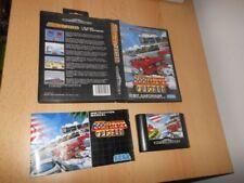 Videojuegos de carreras de sega mega drive SEGA