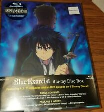 Blue Exorcist Blu-ray Disc Box Set ANIPLEX BRAND NEW 6 Discs Great Price