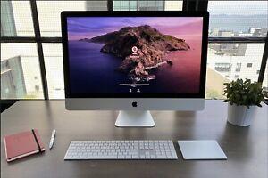 """Apple iMac 27"""" Écran Retina 5K (960Go SSD, Intel Core i7 quatre coeurs)"""