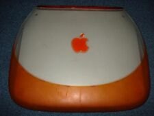 *2* Apple iBook G3 Clamshells Blueberry and Tangerine 300 MHz 3GB Hard drive