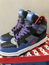 Pony M-100 High Top Sneakers Sz 9