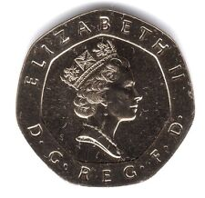1992 20P COIN RARE * UNCIRCULATED * COLLECTABLE NEW STYLE TWENTY PENCE (a)