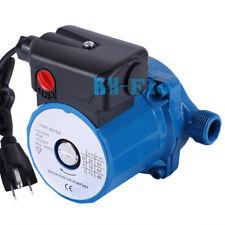 110-120V,3/4'' Hot Water Circulation Pump 3-Spd Domestic Circulator Pump
