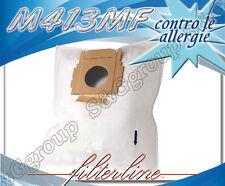 M413MF 5 sacchetti filtro microfibra x Moulinex ACL25 A