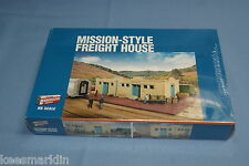 Cornerstone 933-2921 Mission-Style Freight House   HO Scale