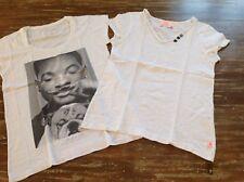 LOT 2 Tee-shirts Fille 14 16 Ans Taille S Eleven Paris Le Temps Des Cerises