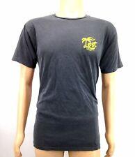 $95 Lost Enterprise Men'S Gray Graphic Crew-Neck Short-Sleeve T-Shirt Size M