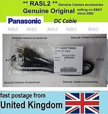Genuine Original Panasonic DC Cable HC-V770 HC-V757 HC- V750 V730 V550 V270 V250